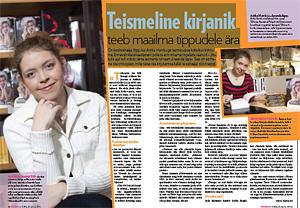 Airika Harrik - intervjuu Naistelehes